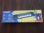 Casio Keyboard SA-