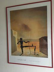 Salvador Dali Poster +
