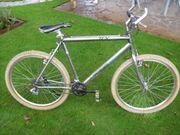 Älteres Mountainbike MTB