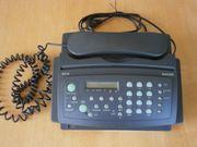 Telefon, Fax, Anrufbeantworter,