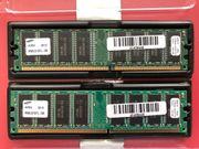 RAM, verschiedene