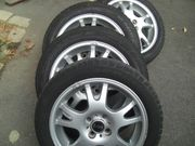 Orig Mini Winterräder Dunlop SP