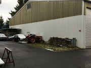 Lagerplatz Lager mit Container vermiete