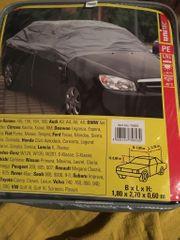 Halbgarage für Auto
