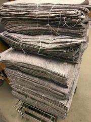 50 neue Umzugsdecken Packdecken Möbeldecken
