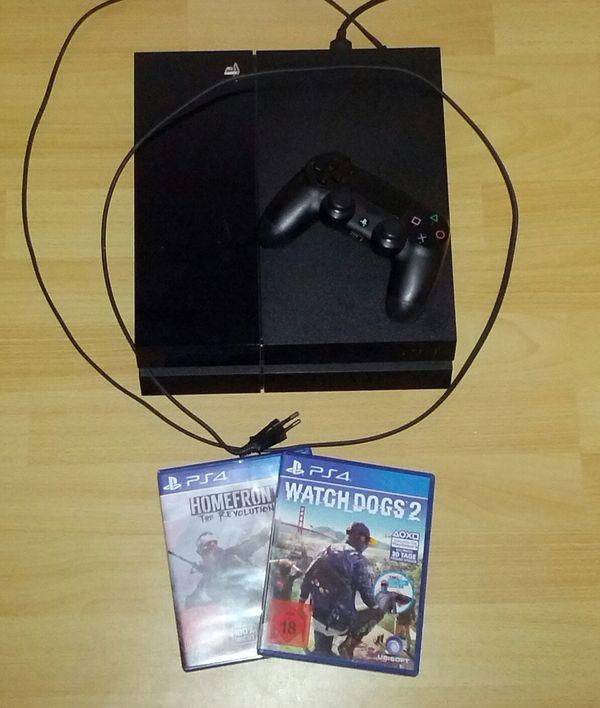 Playstation 4 Konsole » Playstation, Gerät & Spiele