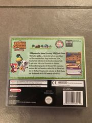 Nintendo DS Spiel - Animal Crossing-Wild