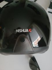 Motorradhelm neu