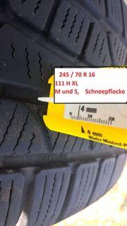 4 Reifen 245 70 R