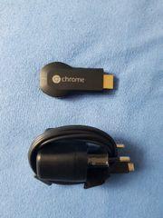 Chromecast Stick mit