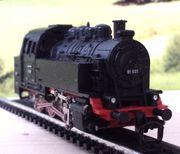 Dampflok BR 81 (
