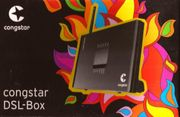 Congstar DSL Box Router