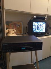 VHS Stereovideorekorder 2 Stck Palladium