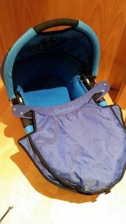 Babywanne für Kinderwagen Quinny