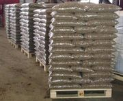 1050 kg Pallette Holzpellets ENplus