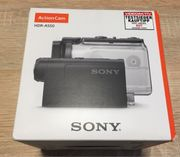 Action Cam Sony HDR-AS50 Neu