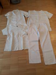 Krankenschwester Kleidung, Größe