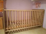 Kinderbett Babybett Juniorbett Tara von
