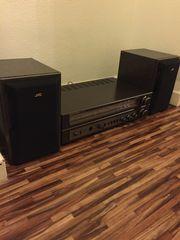 Grundig R400 Receiver 2 Lautsprecher