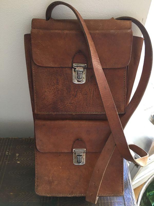 d48fce5367825 Leder Tasche günstig gebraucht kaufen - Leder Tasche verkaufen ...