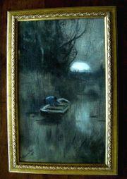 Top Gemälde sig dat 1889