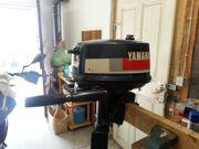 Außenborder Yamaha 4AC-