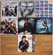 Schallplatten Sammlung Rock Pop 29