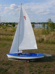 Ixylon FAMILY Segeljolle Segelboot Segel