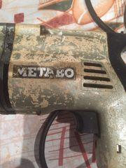Verkaufe eine vollfunktionsfähige Metabo Schlagbohrmeschine