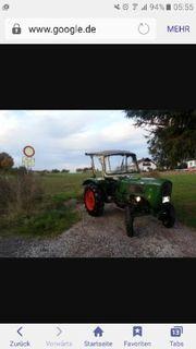 Güldner Traktor Bj