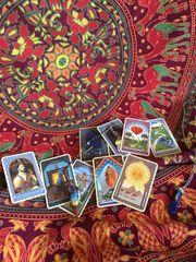 Kartenlegen mit Lenormandkarten Max