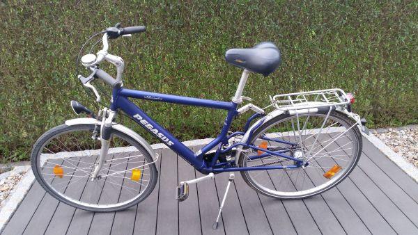 pegasus fahrrad 28 gebraucht kaufen nur 3 st bis 70. Black Bedroom Furniture Sets. Home Design Ideas