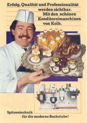 LAGERAUFLÖSUNG Bäckereimaschinen Gastro-Geräte Equipment - Profiqualität