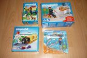 Diverse Playmobil Figuren Tiere