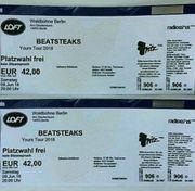 2 Tickets für