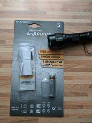 LED Taschenlampe de Power DP024