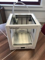 Ultimaker 3 3D-Drucker Dual Extrusion