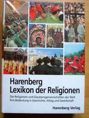 Lexikon der Religionen Harenberg Verlag