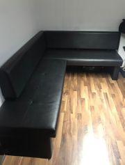 Eckbank mit 4 Stühle