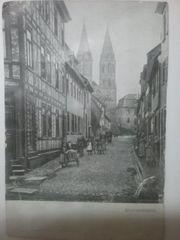 Postkarte Orginal 1900 Heilbad Heiligenstdt