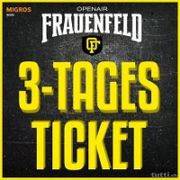 3 Tages Ticket