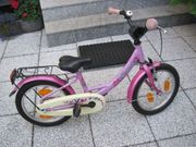 Mädchenrad Kinderrad der Marke Pegasus