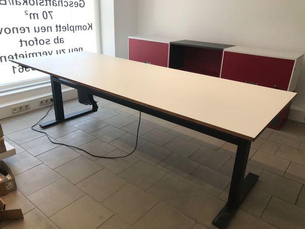 LISTA Sitz- Stehtisch elektrisch in Dornbirn - Büromöbel kaufen und ...