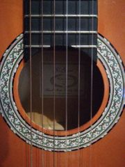 C Giant - Acoustic - Klassik-Guitar