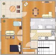 Emmendingen, 3-Zimmer