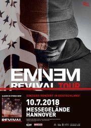 Eminem Revival Tour