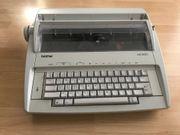 Brother AX-300 elektronische Schreibmaschine