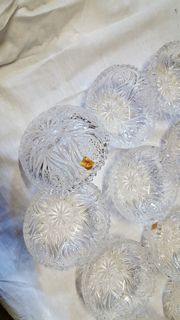 Kristallschalen