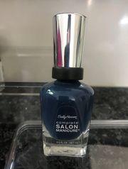 Sally Hansen Nagellack neu dunkelblau
