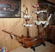 Segelschiff Modell San